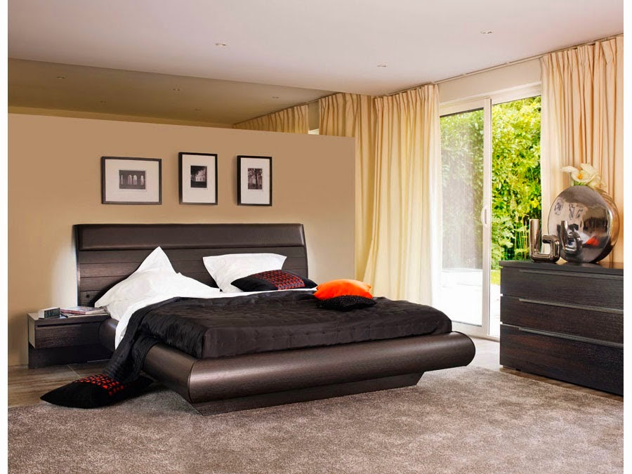 Awesome Model Chambre A Coucher Moderne 2013 Photos - House ...