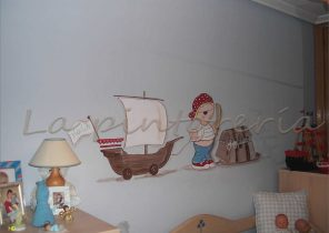 Idee peinture chambre fille 4 ans - Champagne godme