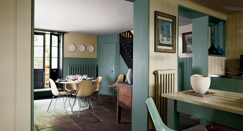 Farrow and ball peinture cuisine